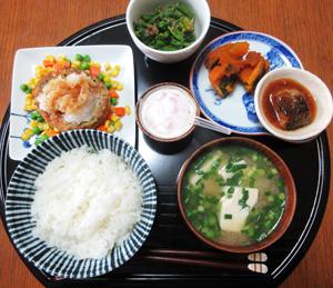 4月17日の昼食